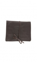 brown ipad case