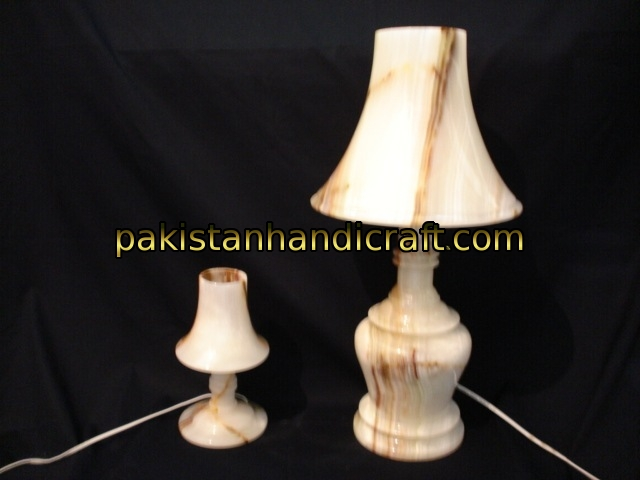 Onyx Marble Floor Lamps