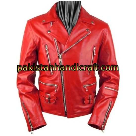 Leather jacket buy online
