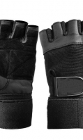 weight-lifting-leather-gloves