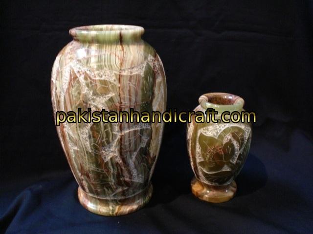 Onyx Marble Vases