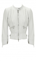 white-leather-jackets