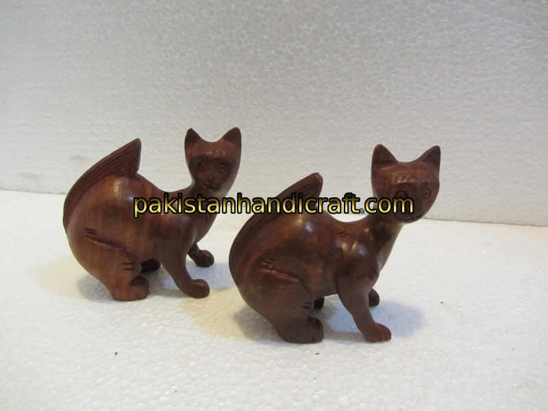 Buy Wooden Animal Stachu Online